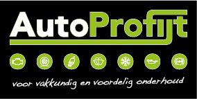 AutoProfijt logo zwart
